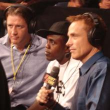 Calling with Stephan Bonnar and Andre Berto